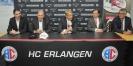 16.06.2016 - HC Erlangen stellt neuen zweiten Hauptsponsor vor