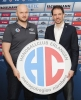 22.10.2017 - HBL1, HC Erlangen stellte neuen Trainer vor