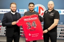 12.03.2019 - HC Erlangen stellte Quentin Minel als neuen Spieler vor