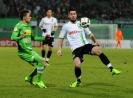 07.02.2017 - DFB Pokal Runde 3, SpVgg. Greuther Fürth - Bor. Mönchengladbach 0:2