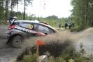 01.- 04.08.2012 - Rallye Finnland, WRC-Teams