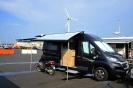 Auch 2019 sind wir mit unseren Redaktionsmobil von Knaus und unserem Roller vom Nürnberger Zweiradcenter Stadler bei der DTM unterwegs
