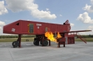 13.07.2018 - Albrecht Dürer Airport Nürnberg: Neue Brandsimulationsanlage für die Feuerwehr