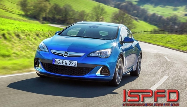 Opel Astra OPC-1